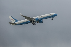 Boeing C32A 99-0004 USAF