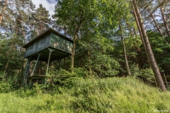 Das Jagdhaus der Familie Bahlsen