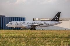 Airbus A320-200, Lufthansa (Star Alliance Livery), D-AIPC
