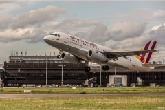 Airbus A319-100, Germanwings, D-AGWP