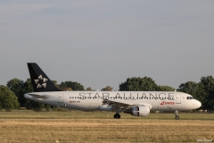 Airbus A320-214, Swiss (Star Alliance Livery), HB-IJN