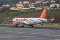 Airbus A320-214, easyJet, G-EZOK