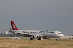 Airbus A321-200, Turkish Airlines, TC-JSV