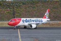 Airbus A320-214, Edelweiss Air, HB-IJW
