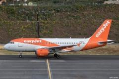 Airbus A319-111, easyJet, G-EZDJ