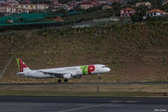 Airbus A321-211, TAP Air Portugal, CS-TJG