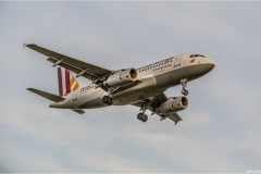 Airbus A319-100, Germanwings, D-AGWR