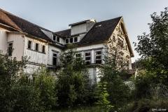 Albrechtshaus Stiege