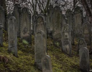 Alter Jüdischer Friedhof an der Oberstraße Hannover
