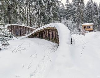 Bobbahn am Spießberg