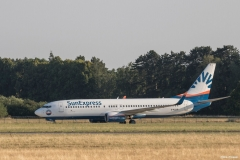 Boeing 737-86J, SunExpress, D-ASXR