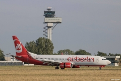 Boeing 737-86J, Air Berlin, D-ABKM