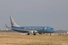 Boeing 737-8K5, TUI (Robinson Club Livery), D-ATUI