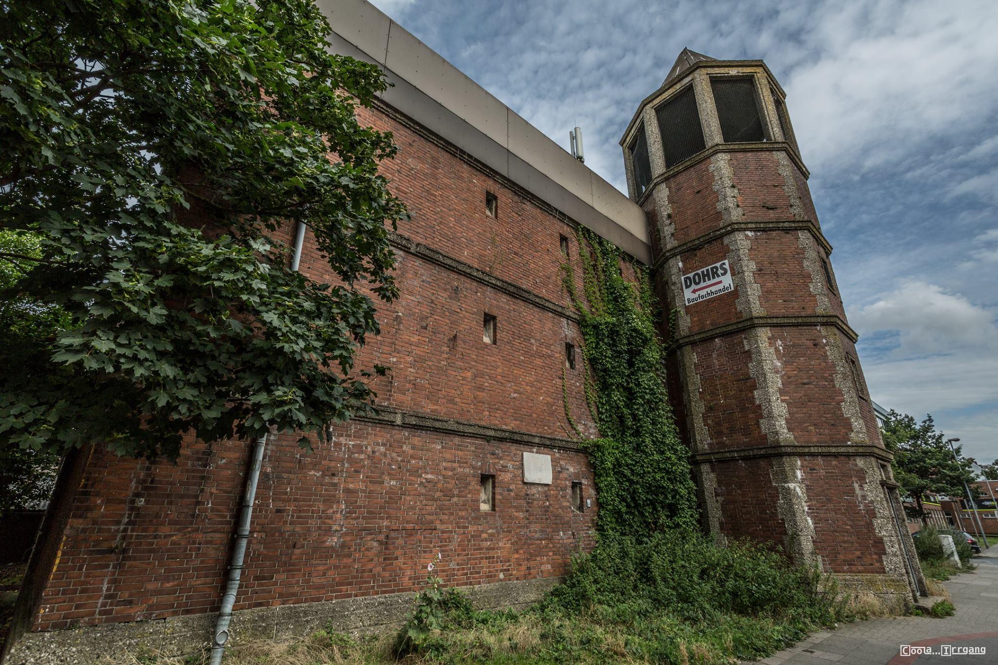 Bunker Anderter Straße Hannover