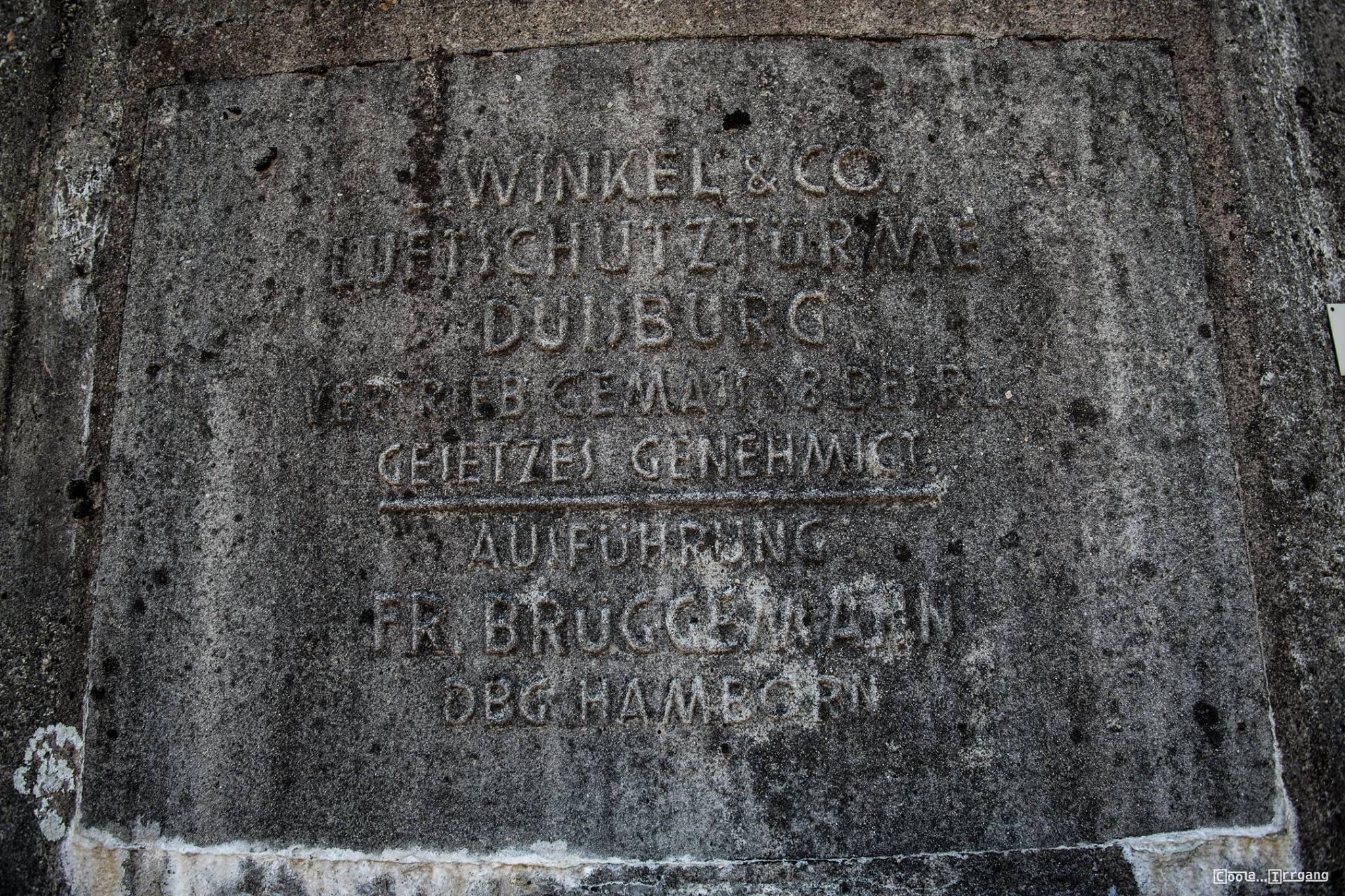 Bunker Fuhsestraße Hannover