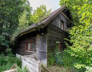 Das Haus des Hühnerzüchters