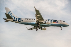 Embraer ERJ-175STD, Flybe, G-FBJE