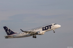 Embraer ERJ-170STD, LOT, SP-LDH