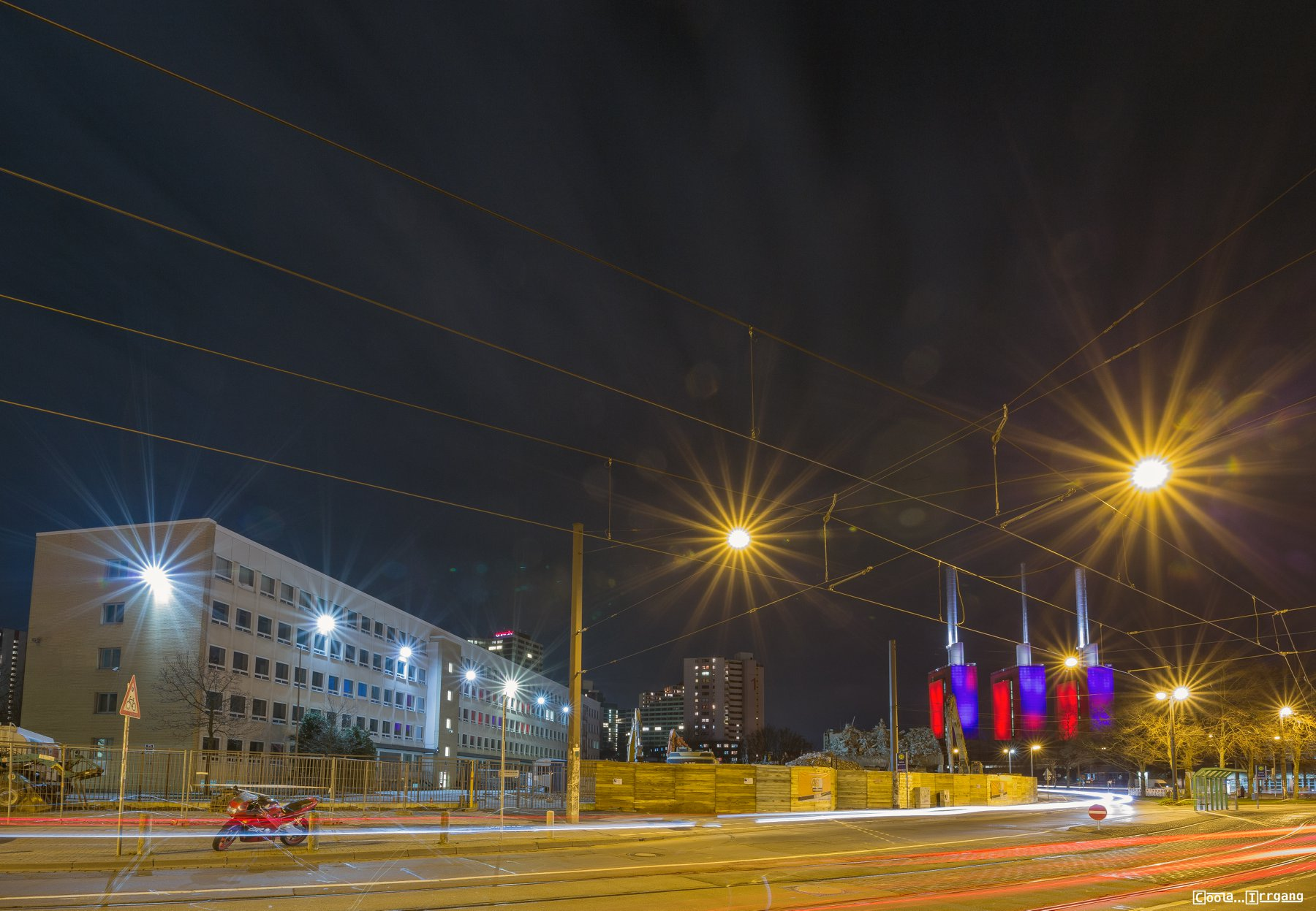 Enercity Abriss Hannover