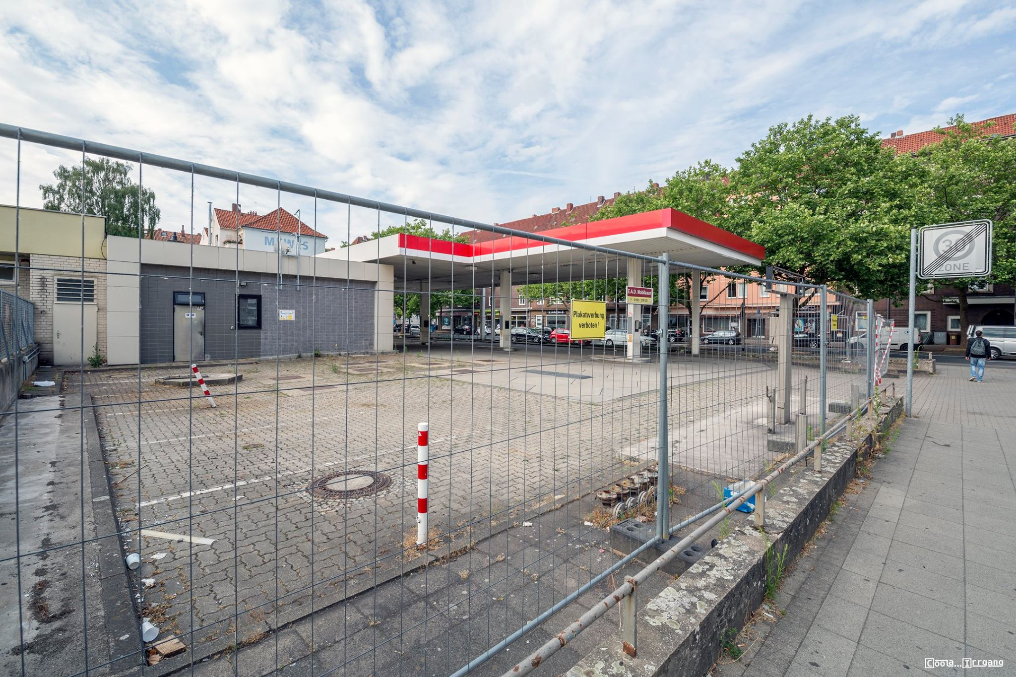 ESSO Tankstelle Hildesheimer Straße Hannover