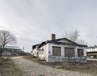Güterabfertigung Bad Langensalza
