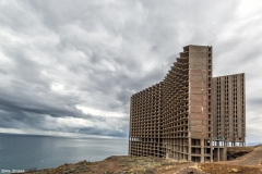Hotelruine von Anaza