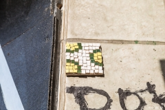 Kachel, Streetart