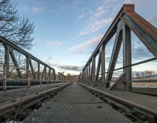 Kanonenbahnbrücke Eschwege