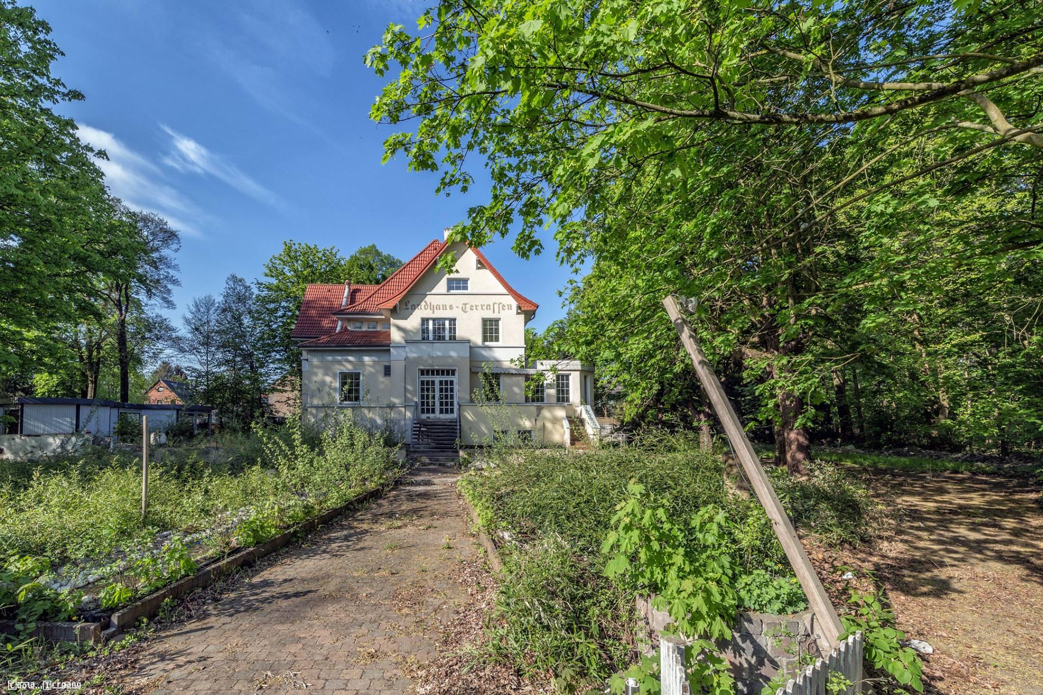 Landhaus-Terrassen