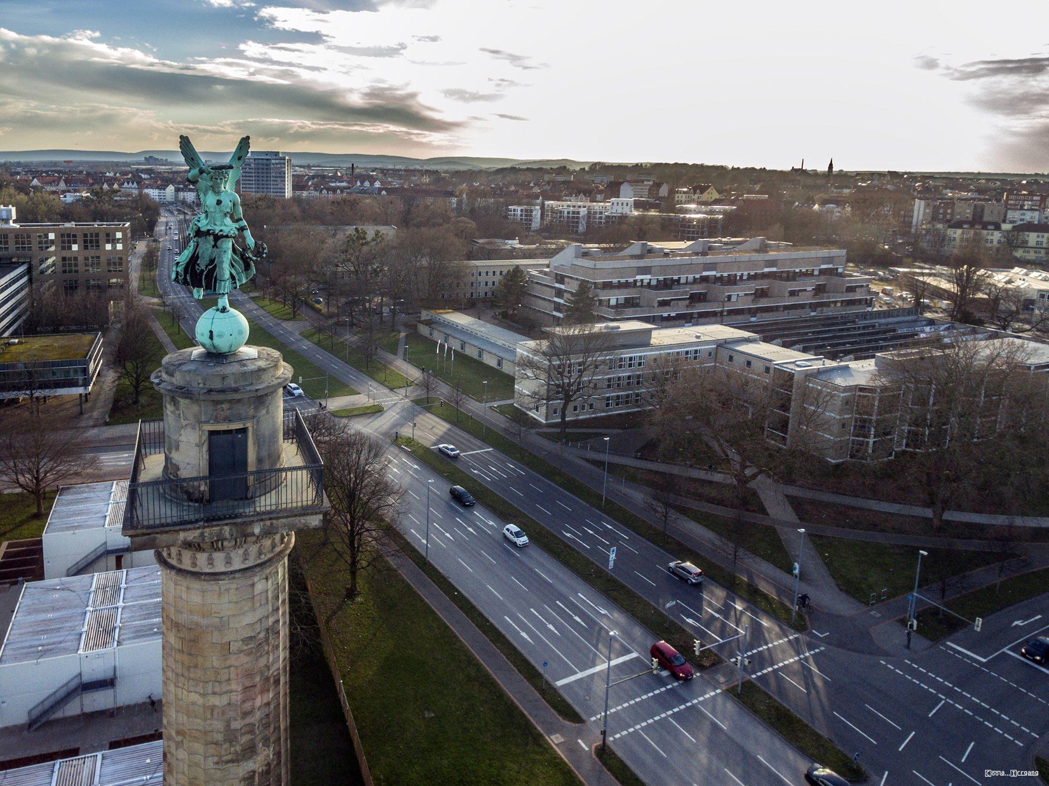 Waterloosäule Hannover
