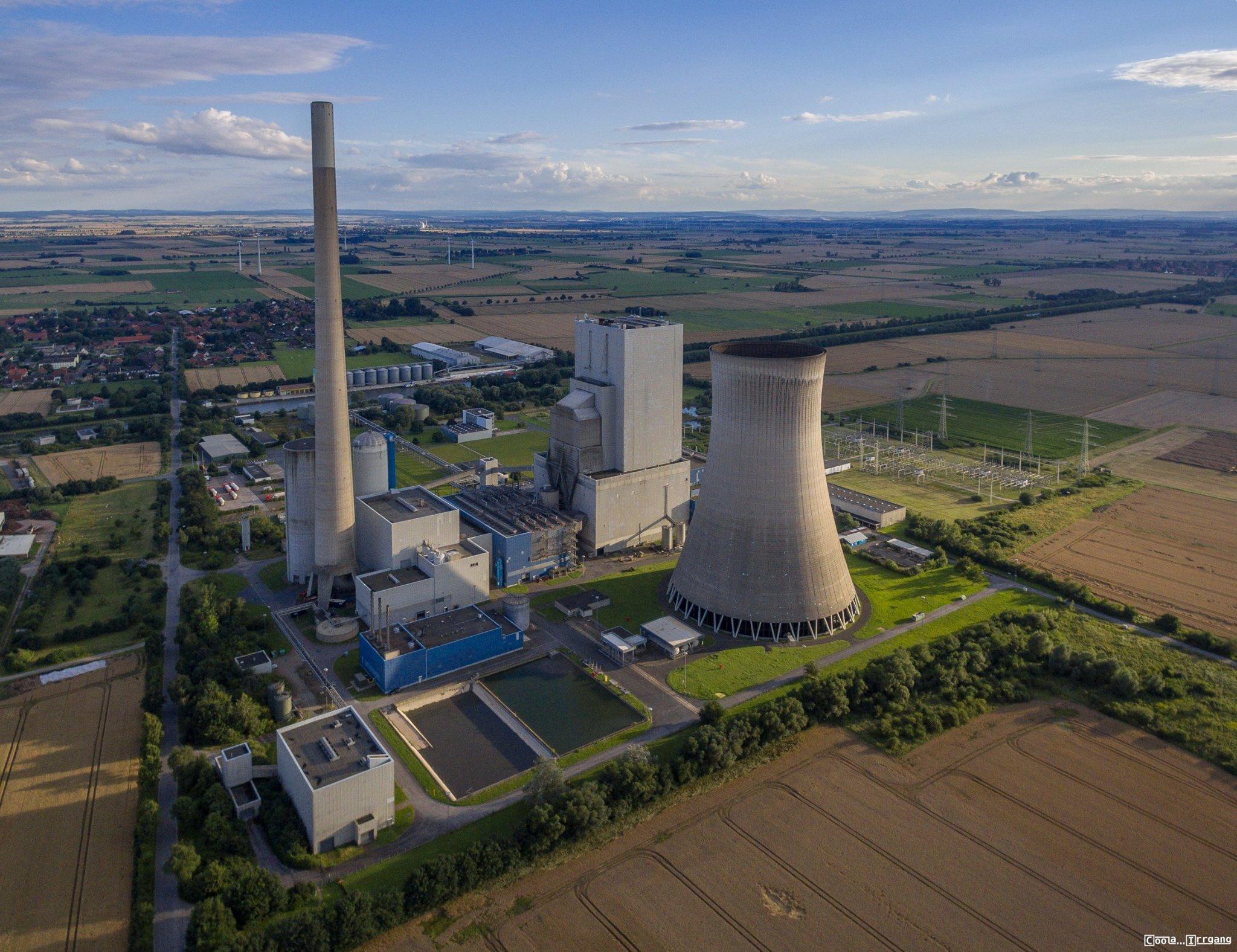 Kohlekraftwerk Merum