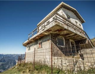 Berghütte Monte Baldo