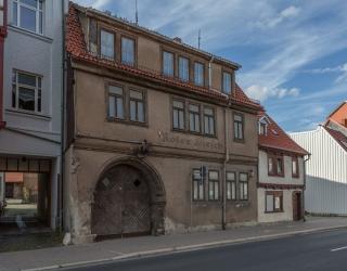 Roter Hirsch Mühlhausen
