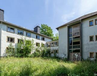 Sanatorium am Stausee