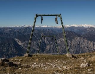 Schlepplift Monte Baldo