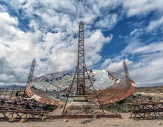 Solarwärmekraftwerk - El Medano