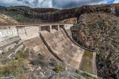 StaudammBarranco El Rio