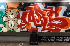U-Bahn-Station Lister Meile Hannover