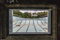Verlassenes Schwimmbad Madeira