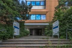 Verwaltungsgebäude der Deutschen Post