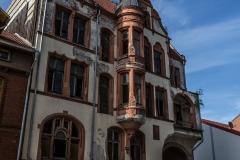 Villa Wanfrieder Straße Mühlhausen