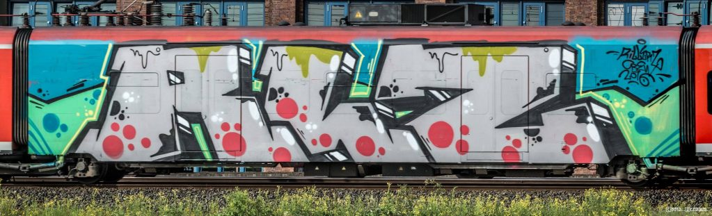Graffiti Wholecar