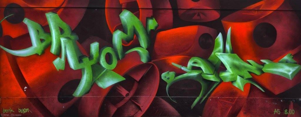 Graffiti 3D-Style