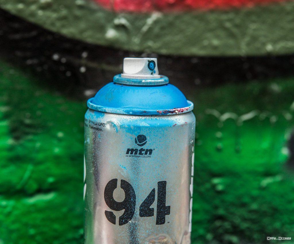 Graffiti Nozzle