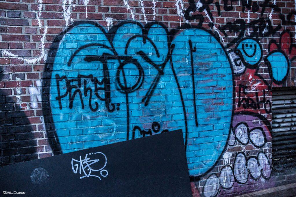 Graffiti toyen