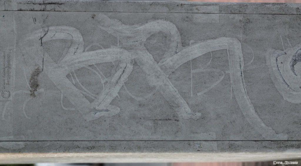 Graffiti Geisterbild
