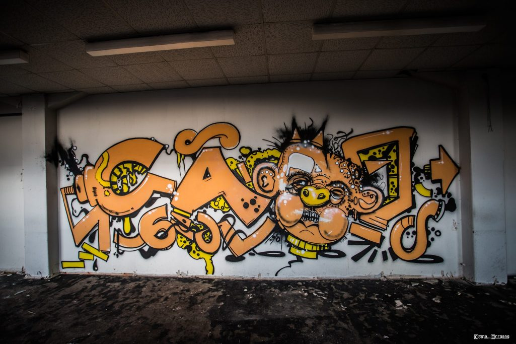 Graffiti Inside