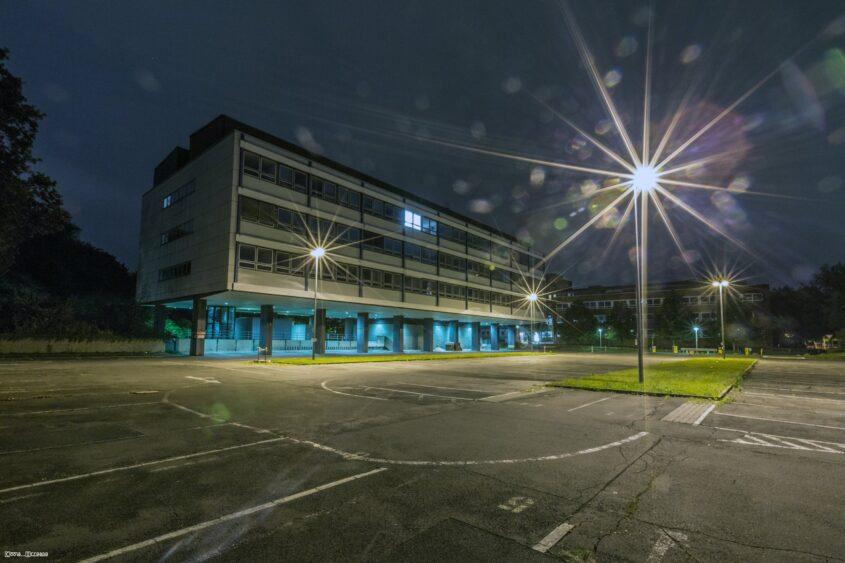 Oststadtkrankenhaus Forschungstrakt