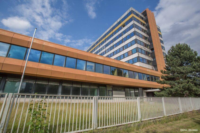 Verwaltungsgebäude Deutsche Post