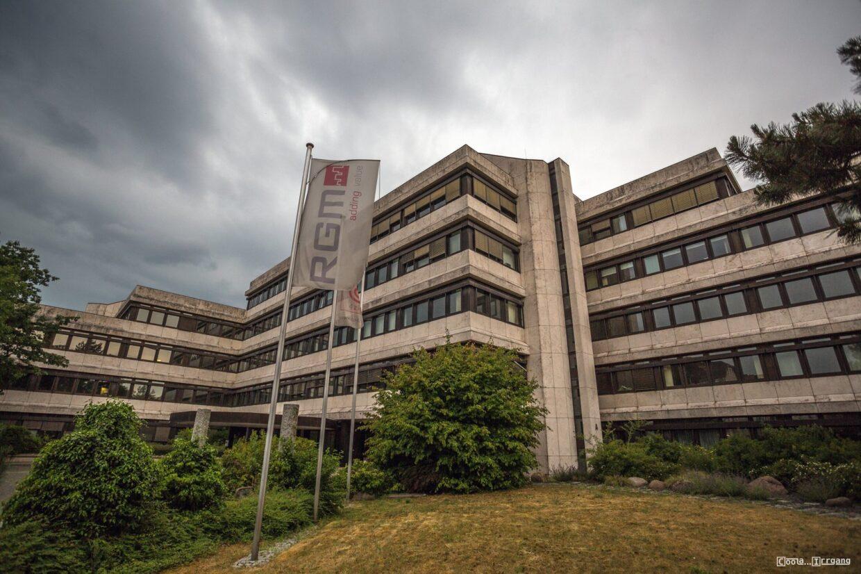 Ehemalige VHV Zentrale
